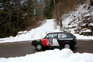 Historisk Rally i Monte Carlo
