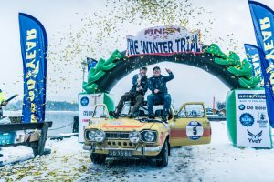 The Winter Trial - Historisk Rally i Tyskland, Østrig og Slovenien